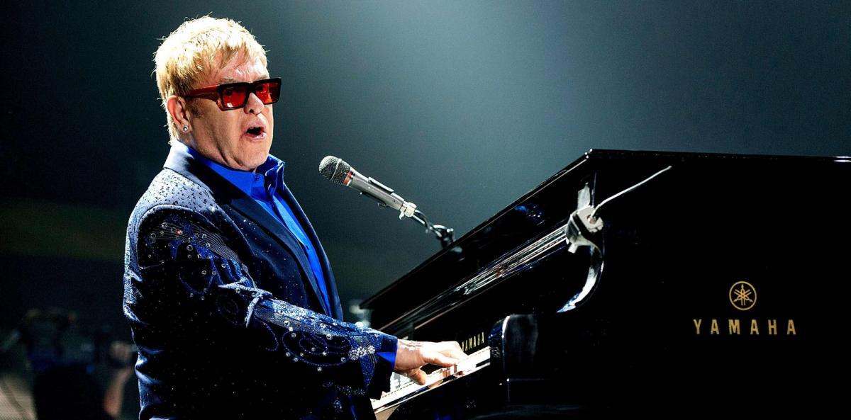 Elton John Va Cânta La Nunta Prințului Harry Cu Meghan Markle
